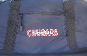 DUFFLE BAG-COUGARS