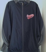 JACKET - NYLON COUGARS-Navy