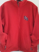FLEECE - RED SJB